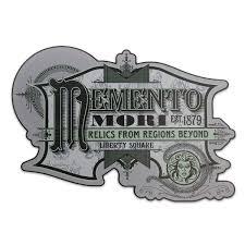 Memento Mori - madame leota memento mori sign walt disney world shopdisney