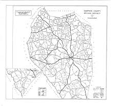 Wayne County Tax Map North Carolina County Map