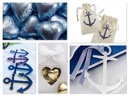 nautical wedding favors nautical hearts wedding favors summer party ideas