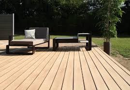 nettoyage terrasse bois composite lame de terrasse bois composite emotion lisse silvadec