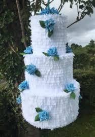 wedding cake pinata happy new year crackerjack craft