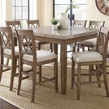 rustic high top table 68 most fantastic modern dining room sets high kitchen table dinner