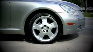 mcgrath lexus westmont used cars 2005 lexus sc430 millenium silver a2755 youtube