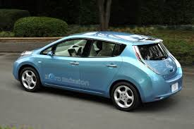 nissan leaf charge time 2012 nissan leaf us
