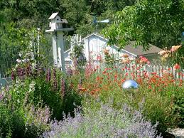 English Cottage Gardens Photos - you can have an english cottage garden garden plots