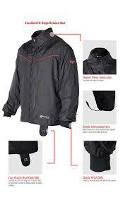 heated motorcycle jacket venture heat motorcycle heated jacket liner heated jacket liner