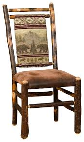 Hickory Dining Room Chairs Rustic Hickory Dining Chairs Set Of 2 Rustic Dining Chairs