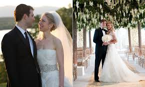 chelsea clinton wedding dress ivanka and chelsea clinton the current and former