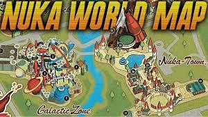 Fallout Maps by Fallout 4 New Nuka World Dlc Map Revealed Nuka World Map U0026 New