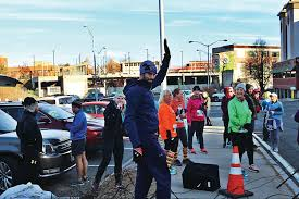 nearly 400 race in second thankful 5k in pittsfield on