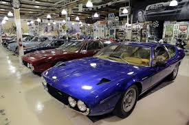 luxury cars inside i had a rare visit inside jay leno u0027s garage here u0027s what it was