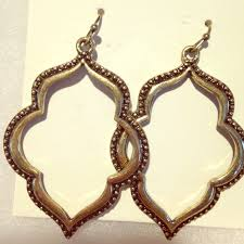zad earrings 58 zad jewelry zad layna spade antique gold earrings from
