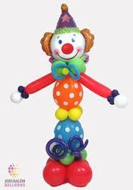 clown balloon l balloon clown 2 19 2011 016 decoration balloon arrangements and