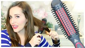 Stylus Thermal Styling Brush Video   first impression fhi heat thermal styling brush youtube