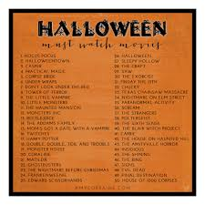 must watch halloween movies list southern maryland lifestyle