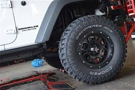 jeep wrangler snow tires cooper discoverer mtp tire review
