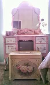 Shabby Chic Vanities by 642 Best Boudoirs And Vanities Images On Pinterest Vintage
