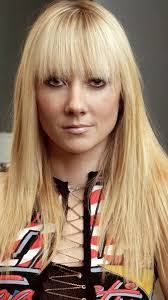 download wallpaper 2160x3840 anne heche blonde actress face 4k