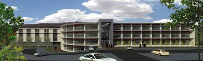 280 bed hospital concept design finalised modern architecture