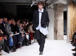 the future of male beauty at the men u0027s wear shows in paris the
