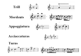 theory ornaments and embellishments ask audio