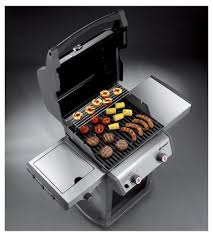 amazon com weber 46310001 spirit e220 liquid propane gas grill