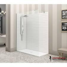 parete fissa doccia box doccia a parete fissa minimal ferbox san marco