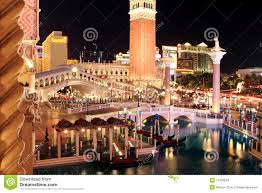 Venetian Las Vegas Map by Venetian Las Vegas At Night Editorial Photography Image 14790692