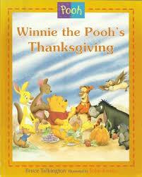 disney s winnie the pooh s thanksgiving by bruce talkington