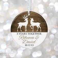 Anniversary Ornament Anniversary Gifts U2013 Personalized Gift Market