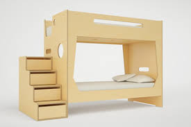 Bunk Beds With Stairs And Storage Modern Bunk Beds With Stairs Storage Or Desk Casa