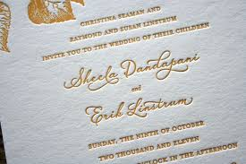 wedding invitation websites things are better with a parrott autumn leaves letterpress