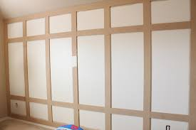 panelled walls how to the paneled wall decorchick