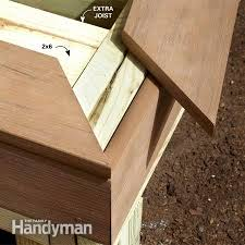 how to build a deck with composites deck builders decking and