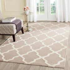 Cream And Grey Area Rug by Safavieh Cambridge Beige Ivory 9 Ft X 12 Ft Area Rug Cam121j 9