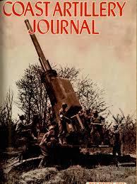 coast artillery journal aug 1944 artillery field artillery