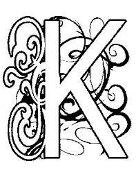 illuminated letters coloring pages middle ages