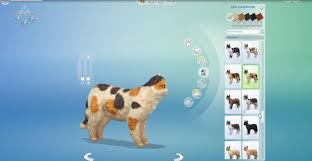 sims 3 australian shepherd the sims 4 cats u0026 dogs 45 create a pet screens by player one