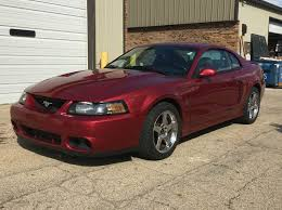 2004 mustang svt 2004 ford mustang svt cobra 2dr supercharged fastback in east