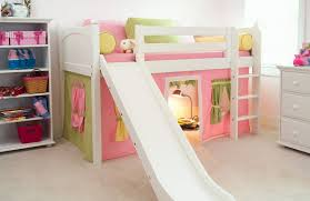 Bunk Bed With Tent At The Bottom Slide Beds Shop Top Selling Bunks Lofts With Slides Maxtrix