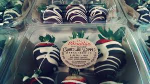 chocolate dipped strawberries paradise produce market