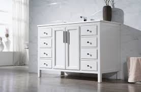 stufurhome emily 49 inch single sink bathroom vanity stufurhome