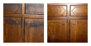Polish For Kitchen Cabinets How To Remove Years Of Kitchen Cabinet Grit And Grime
