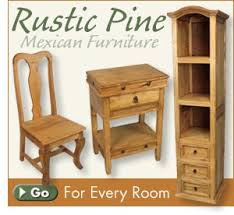 Mexican Pine Bookcase Mexican Furniture Rustic Furniture Southwest Style Furnishings