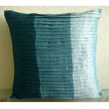 interior wonderful teal throw pillows with decorative patterns