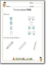 measurement worksheets for grade 1 worksheets for 1st graders