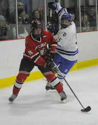 new canaan boys hockey sinks rival darien stamfordadvocate