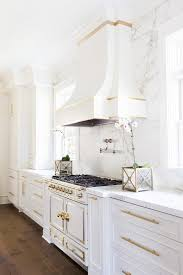 white kitchen cabinets with gold hardware 50 kitchen cabinet ideas for 2018