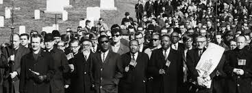 martin luther king dissertation leitourgia episode 3 martin luther king jr joshua heschel two left of king and others in calcav clergy and laity concerned about vietnam an organization daniel berrigan helped found