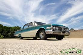 4 Door Muscle Cars - 1960 edsel ranger 4 door o 073